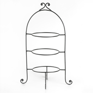 Tiered Metal Stands