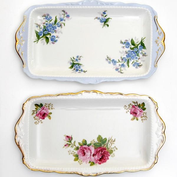 Oblong Serving Plates