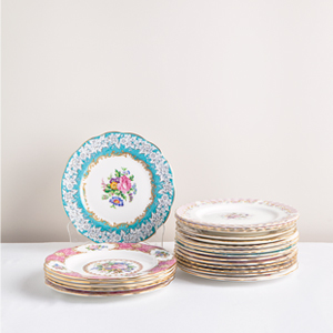 Entree / Luncheon Plates