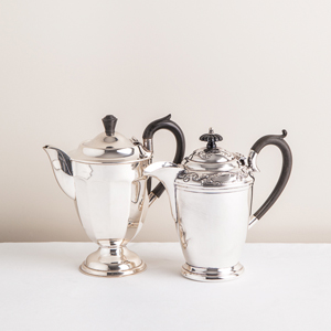 Silver Hot Water Jugs