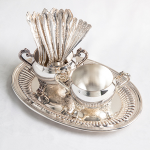 Teaspoon Holder Set