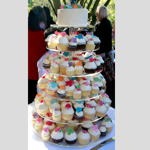 6 Tier Cupcake Stands (XL)