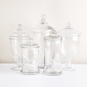 Domed Jar Collection