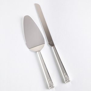 wedding cake knife not on the high street vera wang wedding cake knife amp server set 23023